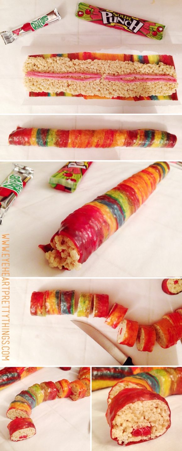 eyeheartprettythings-ninja-birthday-candysushi